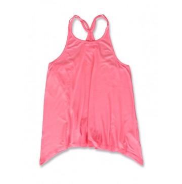 142188 Creative manifesto teen girls singlet pink lemonade+optical white (12 pcs)