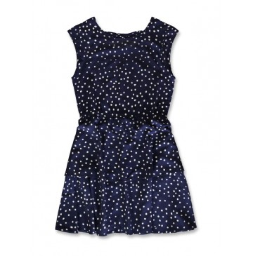 142349 In touch teen girls dress navy (10 pcs)
