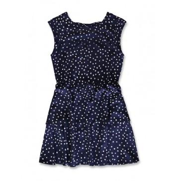142349 In touch teen girls dress navy (10 pcs)