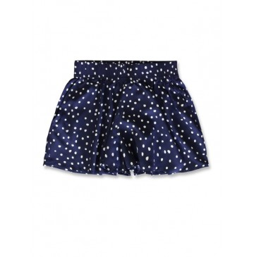 142350 In touch teen girls short navy (10 pcs)