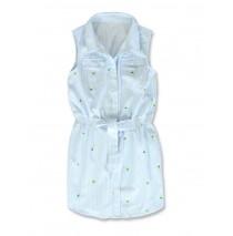 142548 In touch teen girls dress blue( 10 pcs)