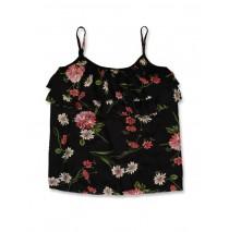142569 Creative manifesto teen girls blouse black (10 pcs)