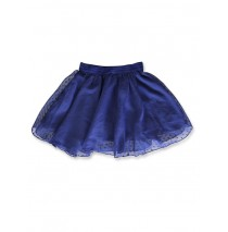 142610 Creative manifesto small girls skirt medieval blue (10 pcs)