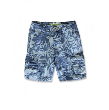 142625 Creative manifesto small boys bermuda ashley blue (10 pcs)
