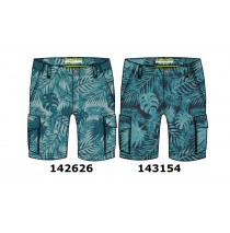143154 Creative manifesto teen boys bermuda blue nights (10 pcs)
