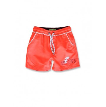 142628 In touch small boys swimwear fiery coral+blue aster (12 pcs)