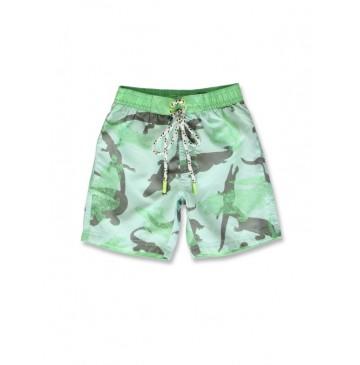 142635 In touch small boys swimwear summer green+alaskan blue (12 pcs)