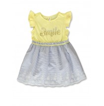 142640 In touch small girls dress lemonade (10 pcs)