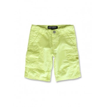 142686 In touch small boys bermuda flash yellow (10 pcs)