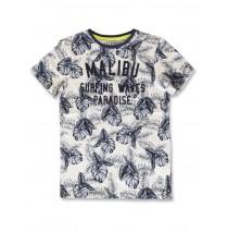 142848 Common ground teen boys shirt marshmallow+moss stone (12 pcs)