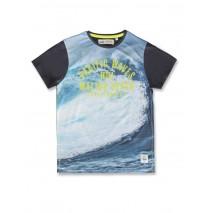 142850 Common ground teen boys shirt blue nights+blue aster (12 pcs)
