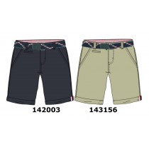 143156 Common ground teen boys bermuda beige (10 pcs)