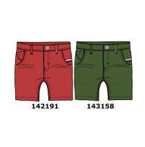 143158 Common ground teen boys bermuda kaki (10 pcs)