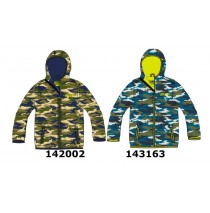 143163 Common ground teen boys jacket plein air (10 pcs)