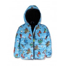 143272 Urban small boys jacket swedish blue (10 pcs)