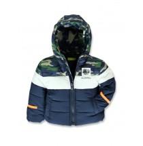 143279 Esteem baby boys jacket medieval blue+steel gray (8 pcs)
