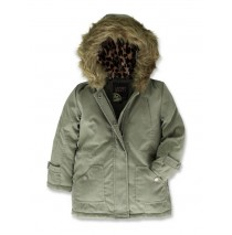 143282 Purpose full small girls jacket olive night (10 pcs)