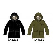 144583 Light magic teen girls jacket olive night (10 pcs)