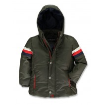 143450 Vintage small boys jacket olive night (10 pcs)