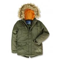 143598 Discover world teen boys jacket olive night (10 pcs)