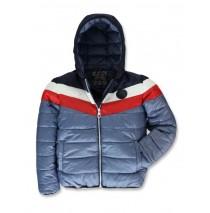 143599 Urban teen boys jacket denim blue (10 pcs)