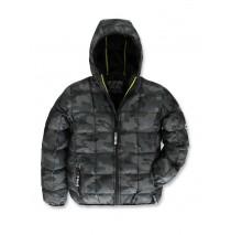 143601 Urban teen boys jacket grey camouflage (10 pcs)