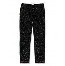 143615 Esteem small girls corduroy pant black (10 pcs)