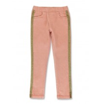 143620 Esteem small girls corduroy pant pink glitter (10 pcs)