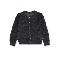 143632 Esteem small girls cardigan black+english rose (12 pcs)
