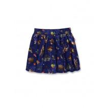 143693 Light magic small girls skirt deep ultramarine+english rose (12 pcs)
