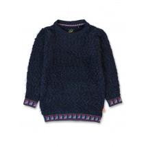 143768 Purpose full small girls dress navy blazer+bachelor button (12 pcs)