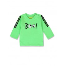 143801 Esteem baby boys shirt green gecko+royal blue (8 pcs)