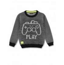 143812 Game league small boys pullover black+navy blazer (12 pcs)