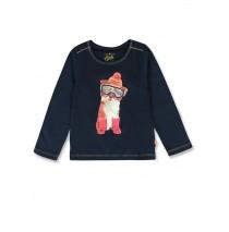 143818 Purpose full small girls shirt navy blazer+english rose (12 pcs)
