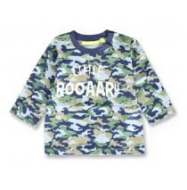 143926 Esteem baby boys shirt light blue+light grey melange (8 pcs)