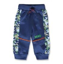 143931 Esteem baby boys jogging pant medieval blue+dark grey melange (8 pcs)
