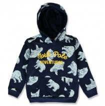 144200 Nature small boys sweatshirt navy blazer+chinese yellow (12 pcs)