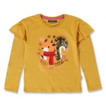 144288 Light magic small girls shirt artisan gold+marshmallow (12 pcs)