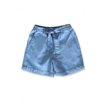 144861 Code create small girls denim short light blue blue (10 pcs)