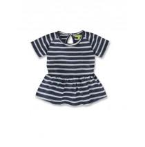 144911 Code create baby girls dress white blue+blue white (8 pcs)
