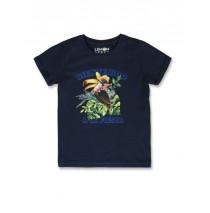 145069 Designing emotion small boys shirt navy blazer+pesto  (12 pcs)