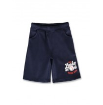 145081 Designing emotion small boys bermuda navy+grey+blue (18 pcs)