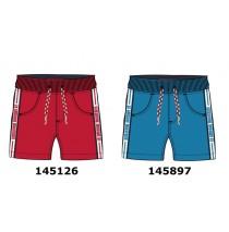 145897 Code create small boys bermuda mediterranium blue (12 pcs)