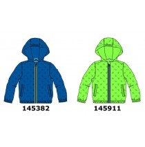145911 Empower up small boys jacket green gecko (10 pcs)