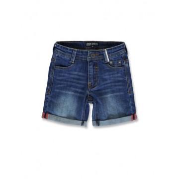 145405 Empower up small boys Jog denim bermuda dark blue (10 pcs)