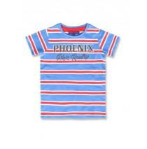 145631 Code create small boys shirt princess blue+navy blazer  (12 pcs)