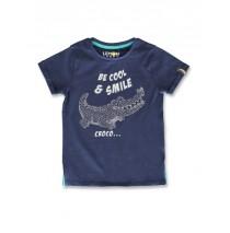 145651 Empower up small boys shirt navy blazer+deep green (12 pcs)