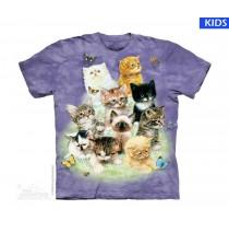 10 Kittens Child T Shirt (3 pcs)