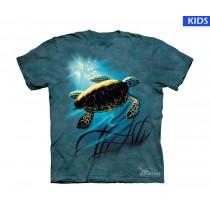 Green Sea Turtle Child T Shirt (3 pcs)