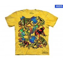 Frog Collage Child T Shirt (3 pcs)